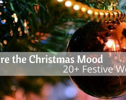 Capture the Christmas Mood: 20+ Festive Websites