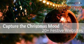 Capture the Christmas Mood: