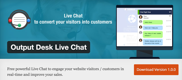 Desk Live Chat