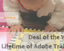 Deal of the Week: A Lifetime of Adobe Training