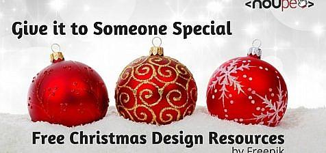 Free Christmas Design Resources