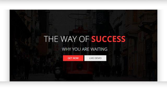 Margo: Free Multi-Purpose Bootstrap Template