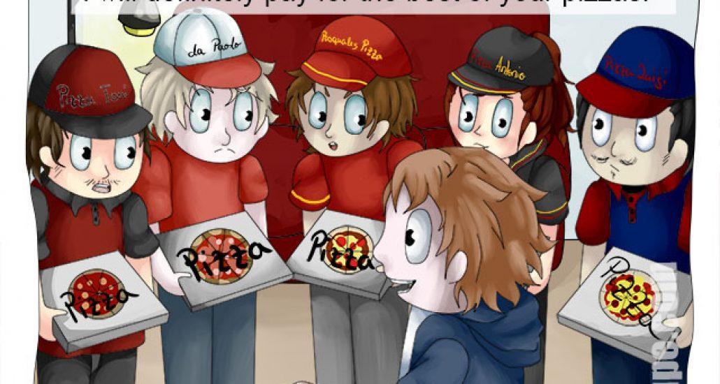 Cartoon: Spec Work