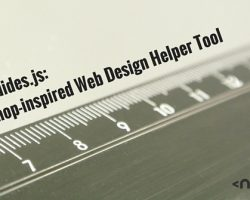 RulersGuides.js: Photoshop-inspired Web Design Helper Tool