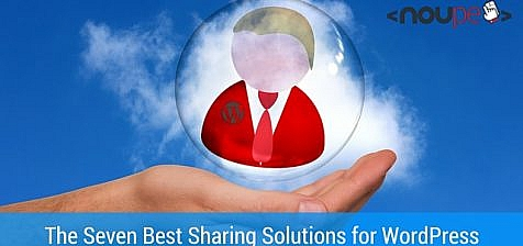 The Seven Best Sharing Solutions for WordPress