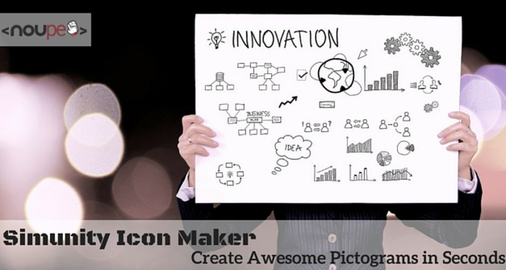 Simunity Icon Maker: Create Awesome Pictograms in Seconds