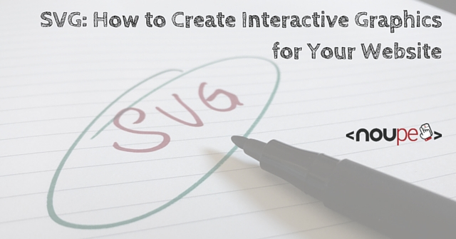 SVG: How to Create Interactive Graphics for Your Website