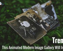 TremulaJS: This Animated Modern Image Gallery Will Impress You