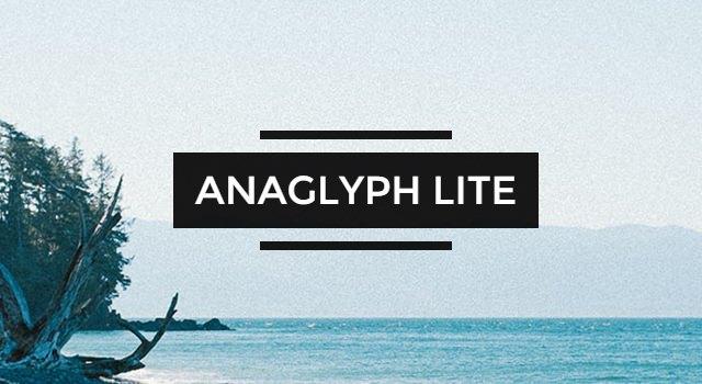 Anaglyph Lite: Clean Multipurpose WordPress Theme