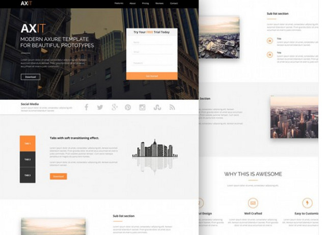 axit-landing page