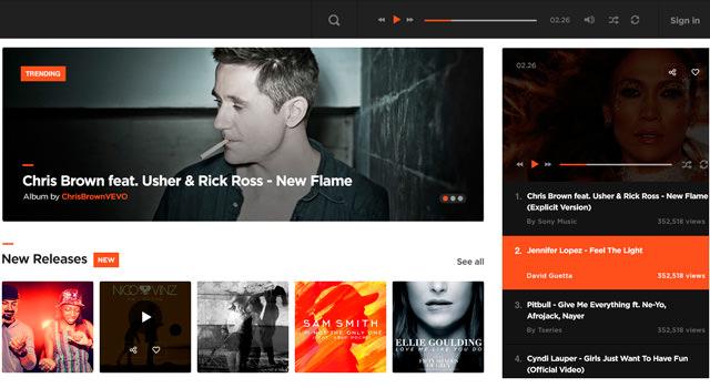Beatz: Online Music Concept