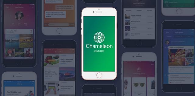 chameleon UI