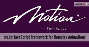 mo.js: JavaScript Framework for Complex Animations