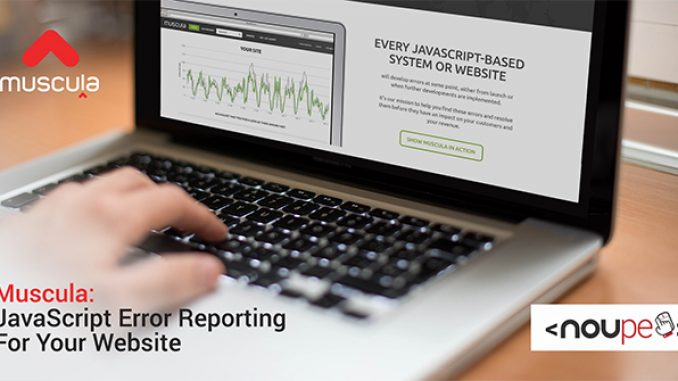 Muscula: JavaScript Error Reporting For Your Website
