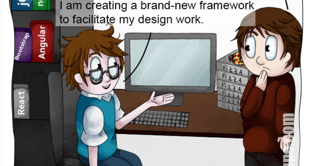 Cartoon: New Framework