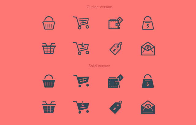 purchase icons