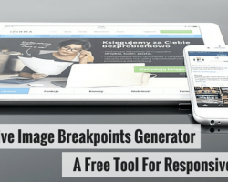 Responsive Image Breakpoints Generator: A Free Tool For Responsive Images