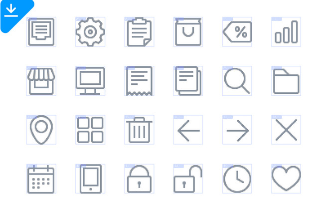 best of 2015 100 great free icon packs the jotform blog