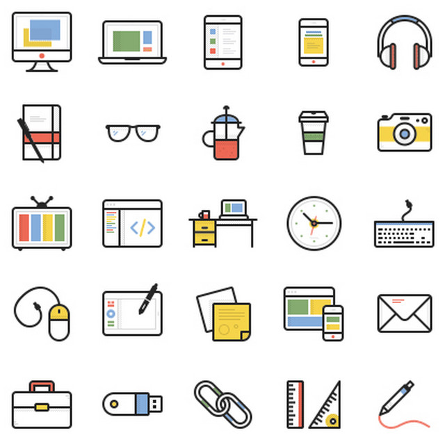web worker icons