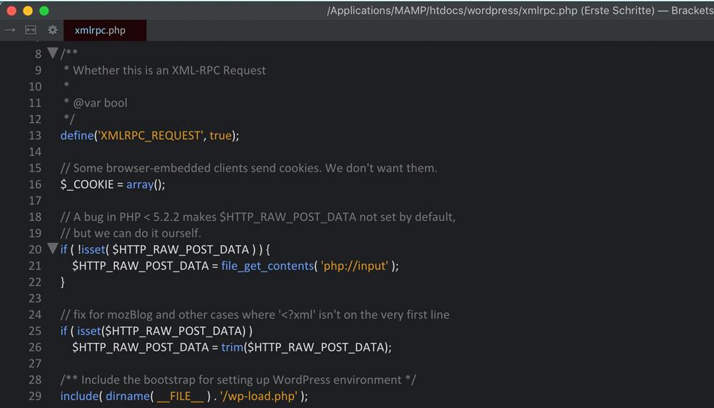 Пишем свой web-сервис на PHP и XML-RPC.