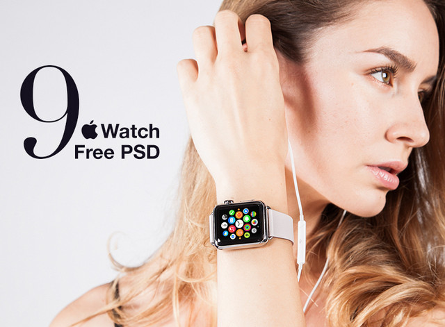 9 iwatch templates