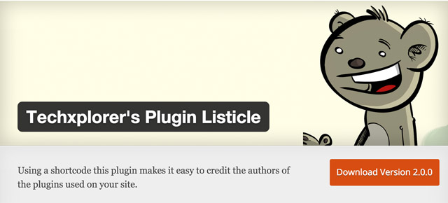 Techxplorers-Plugin-Listicle