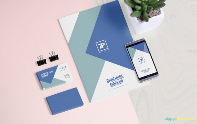 blusih stationery