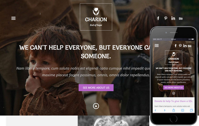 charion theme