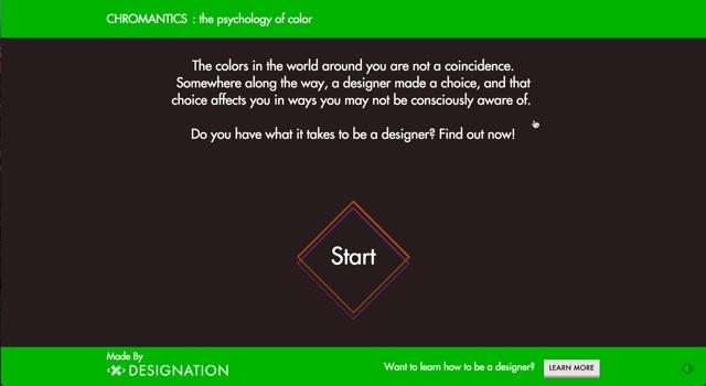 Chromantics: Do You Know the Psychology of Colors?