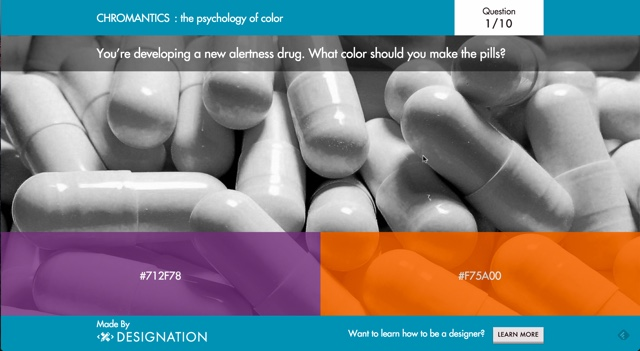 Chromantics: Do You Know the Psychology of Colors?