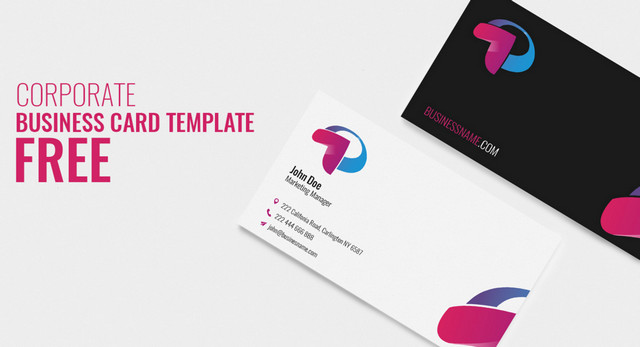 corporate b-card