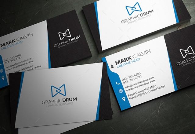 creative b-card