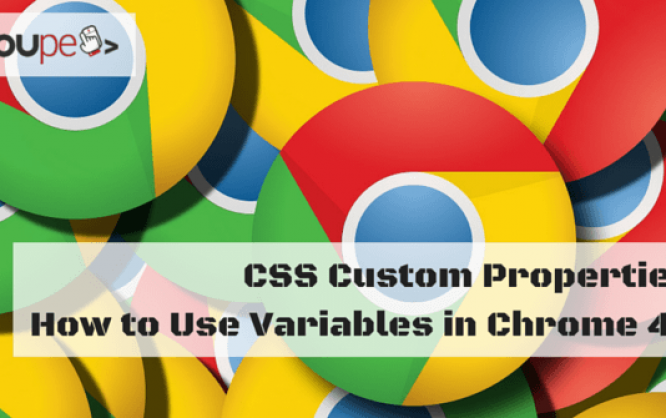 CSS Custom Properties: How to Use Variables in Chrome 49