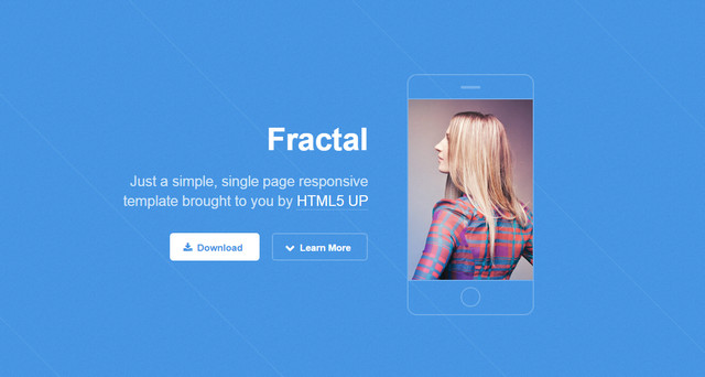 fractal theme