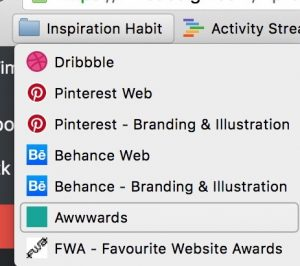 Habits to Stay Inspired For Web Design
