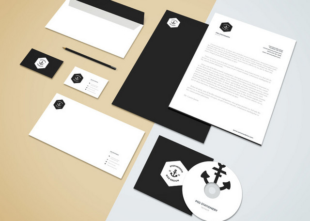 stationery mockup vol 5