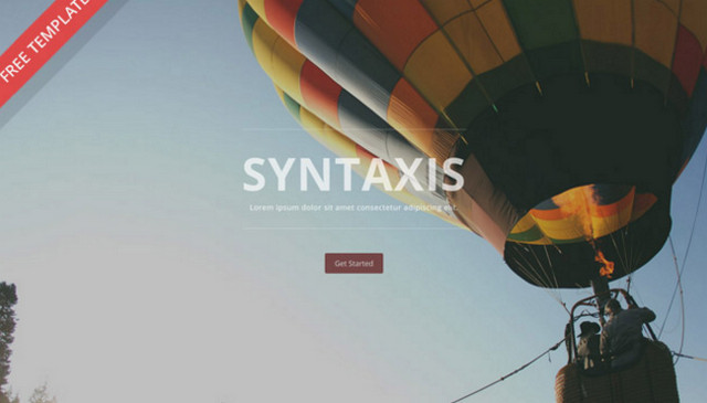syntaxis theme