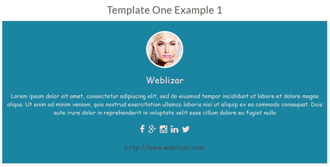 template-1