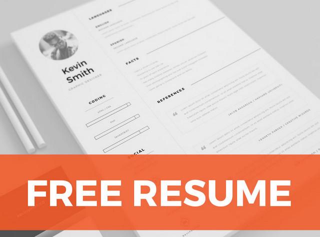 tidy resume