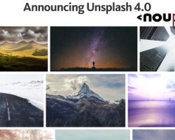Unsplash Adds New API and Like Buttons