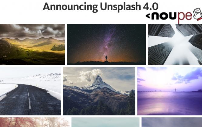 Unsplash Adds A New API, Like Buttons - noupe