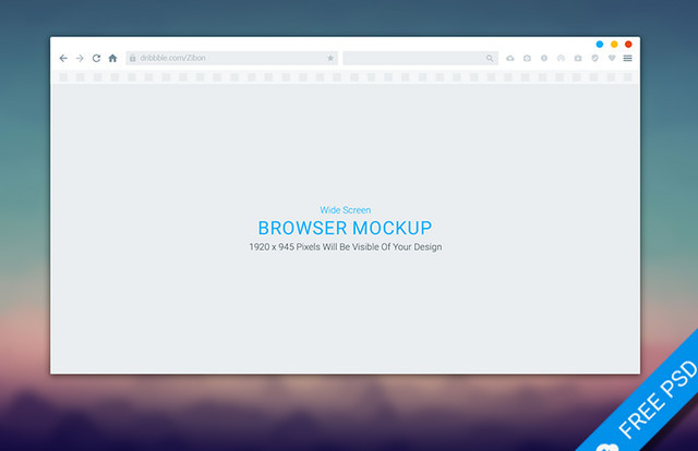 wide screen browser