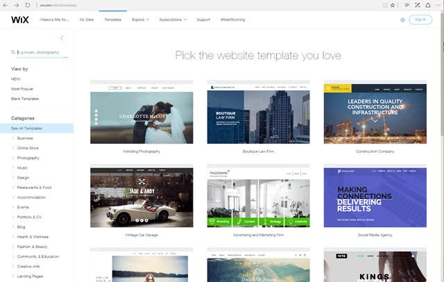 wix_templates