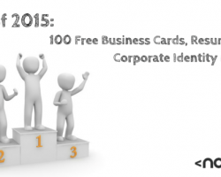 Best of 2015: 100 Free Business Cards, Resumes, CVs, Corporate Identity Packages