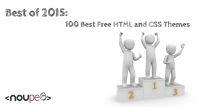 Best of 2015: 100 Best Free HTML and CSS Themes