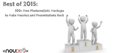 100+ Free Photorealistic Mockups to Make Headers and Presentations Rock