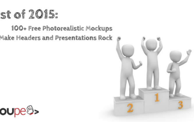 100+ Free Photorealistic Mockups to Make Headers and Presentations Rock