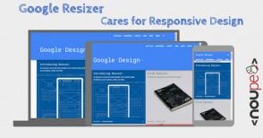 Google Resizer Cares for Responsive Design
