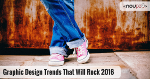 Graphic Design Trends That Will Rock 2016