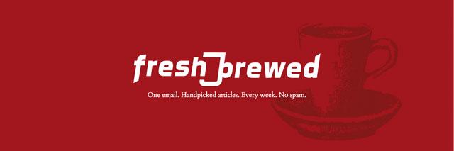 Newsletter für Webentwickler